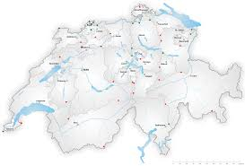 Swiss Map File Map Of Switzerland Cantons High Points Png Wikimedia Commons