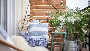 balkon accessoires schöne ideen für deinen balkon dein sommerwohnzimmer