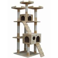 go pet club 72 cat tree furniture free shipping today