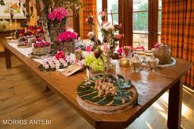 a tu bishvat table that martha stewart would be proud of kosher