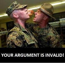Your Argument Is Invalid Meme - mix your meme your argument is invalid digixav