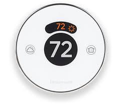 lyric round wi fi thermostat second generation honeywell lyric