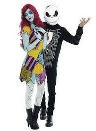 Jack Skellington Halloween Costume Sally Nightmare Christmas Inspired Makeup Costumes