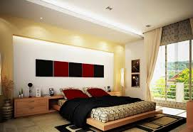 architecture design brown blanket on white bed with black and