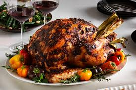 style thanksgiving dinner menu ideas for turkey