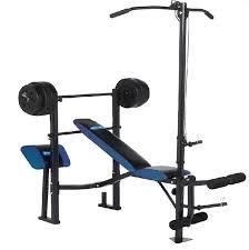 Bench Press Machine Bar Weight Winnow Wp203 7 In 1 Weight Bench Press Lazada Ph