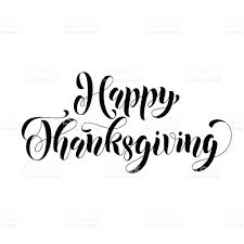 happy thanksgiving lettering clip images happy thanksgiving
