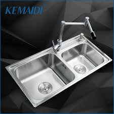 Sink Spanish Translation by Kemaidi Kitchen Stainless Steel Sink Vessel Kitchen Washing Dishes