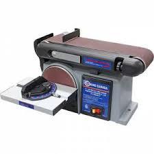 Bench Top Belt Sander King Canada Kc 705l 6 Benchtop Belt U0026 Disc Sander Kms Tools