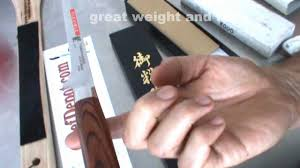 tamahagane kitchen knives buy tamahagane knife youtube