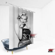 Marilyn Monroe Bathroom Stuff by Goddess Superstar Beauty Marilyn Monroe Vintage Custom Shower