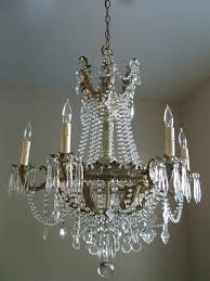 cheap shabby chic chandeliers interior home design
