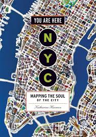 nyc oasis map 100 years of artists maps of york city