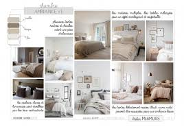 chambre ambiance ambiance chambre bedroom beige cuivre inspiration