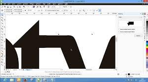 tutorial membuat undangan dengan corel draw 12 tutorial membuat logo antv dengan coreldraw youtube
