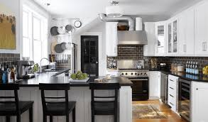 black and white kitchens ideas 31 black kitchen ideas for the bold modern home freshome com