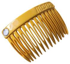 barrette hair marc by marc yellow comb barrette hair accessory tradesy