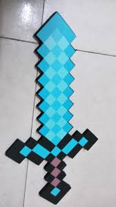 diamond minecraft file minecraft diamond sword jpg wikimedia commons
