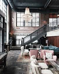 Interiors Modern Home Furniture Best 25 Modern Industrial Ideas Only On Pinterest Industrial