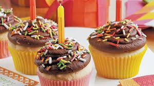 gluten free birthday cake gluten free celebration cupcakes recipe bettycrocker