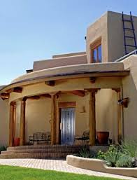 Southwestern Home by With Adobe Or Stucco Walls The Modern Style Of Pueblo Revival