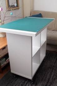 diy craft table ikea ikea hack craft room table an easy ikea hack for your craft room
