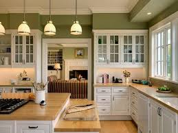 Houzz Painted Cabinets What Color Should I Paint My Kitchen With White Cabinets