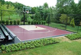 Best Backyard Basketball Court by Backyard Basketball Court Ideas To Help Your Family Become Champs