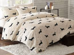 Duvet Bed Set Puppy And Stuffed Animal Bedding Twin Duvet Bed In A Bag Sheets