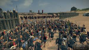 2 total war siege review total war rome ii pixelated