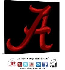 Alabama Football Home Decor 286 Best Football Art Images On Pinterest Sports Gifts Sports