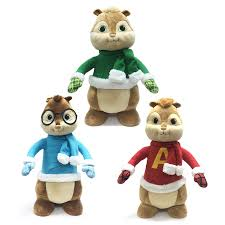 Alvin And The Chipmunks Christmas Ornament - shop alvin and the chipmunks chipmunks at lowes com