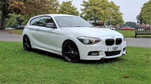 used bmw 1 series m sport manual cars for sale motors co uk