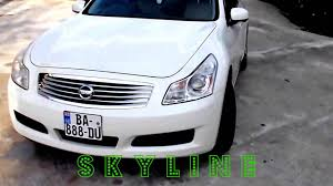 nissan skyline 2007 skyline 250gt v36 2007 2 youtube