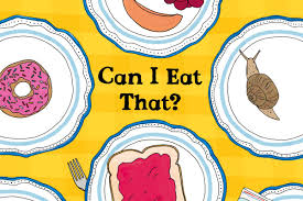 The Book For Children Editors Of Phaidon Press Inside Can I Eat That A Whimsical New Children S Book Eater