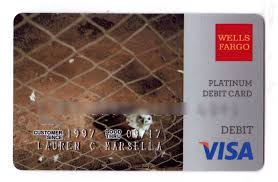 Wells Fargo Design Card The Credit Card Collection U2014 Serious Business