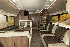 Rv Interiors Images Class C U0027s On The Rise Motorhome Magazine