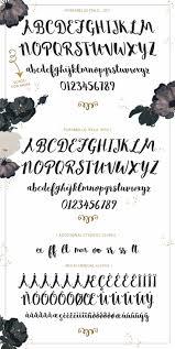 70 best script fonts images on pinterest script fonts hand