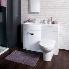 luxury toilet and basin combination unit modern uk drench