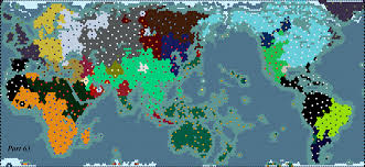 Accurate Map Of The World Welcome Back To The Official R Civ 60 Civ Battle Royale Part