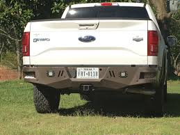 Ford F150 Truck Bumpers - ford f150 sport bumper package 2015 2017 tough country bumpers