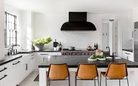 black and white kitchen framed pictures 26 gorgeous black white kitchens ideas for black white