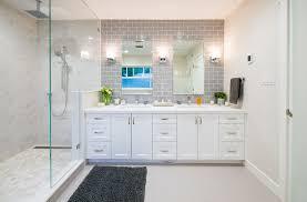 Bathroom Vanity Vancouver by North Vancouver Bathroom Renovation The Del Ensuite