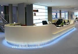 Corian Reception Desk Interesting Lobby Reception Desk 0 Buy 1 Product On Alibaba Desks