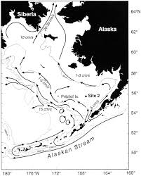 Map Of Aleutian Islands Simultaneous Modeling Of Tidal And Subtidal Dynamics In The Bering Sea