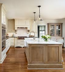kitchen cabinet colors with beige countertops 75 beautiful kitchen with beige cabinets and granite