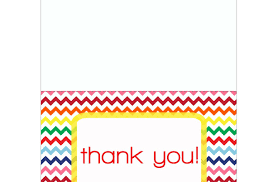 card templates thank you cards free lovely make your own thank
