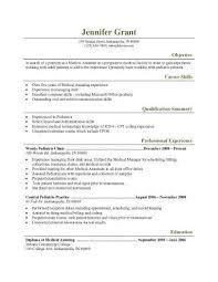 resumer examples nice medical resumes 7 24 amazing medical resume examples resume