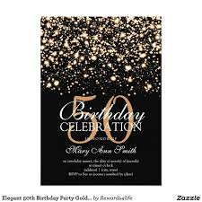 Paper Invitations The 25 Best 50th Birthday Party Invitations Ideas On Pinterest
