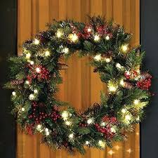 large lighted christmas bow exterior christmas wreaths permnent ddion outdoor christmas wreath